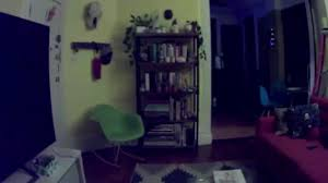Chair Gets Rocked Eerily By Apparent Ghost Child