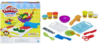 Walmart Play Doh Kitchen Creations Shape n Slice ONLY $4 44