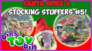 100 Spikes Game Zone Truck Mania Santa Stocking Stuffers 5 Zelfs MLP Mutant Toy