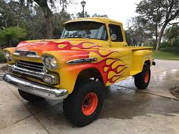 Awesome Awesome 1959 Chevrolet Other Pickups 1959 Chevy Apache ... 1959 Gmc 4x4 Napco Cversion Red And White Truck Model Trucks Legacy Chevy Build Your Own Chevrolet Suburban 4x4 Mosing Motorcars Apache Pickup W35 Kissimmee 2015 Awesome Other Pickups The Forgotten 1958 Napco Used For Sale Split Personality Classic 1957 1969 C50 Is Here To Shame Brodozer Hooniverse 31 Deluxe Fleetside Studebaker Promo Youtube