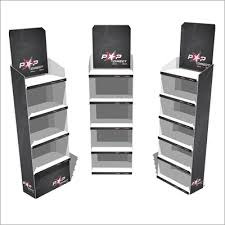 Econo Stand Large Lightweight And Easy To Build FSUs For Retail Product Displays Significantly Longer