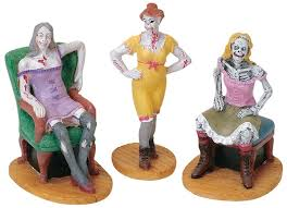 Lemax Halloween Village Displays by 98 Best Lemax Village Images On Pinterest Figurines Battery
