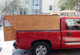 100 Micro Truck Man DesignsBuilds Wooden Camper