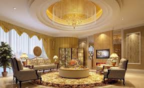 living room cool luxurious living room ceiling light decoration