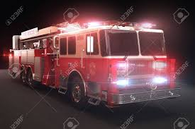 100 Fire Lights For Trucks Truck With Part Of A First Responder Series Daylight