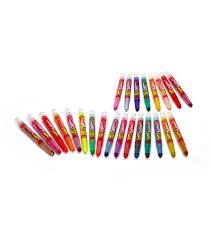 Crayola Bathtub Crayons Refill by Crayola Twistables Fun Effects Crayons 24pk Neon Metallics