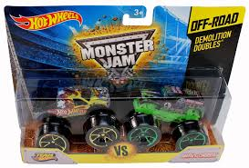 Hot Wheels Monster Jam 1:64 Scale 2-Pack - Team Hot Wheels Vs Grave ... Modelmatic 164 Scale Diecast Cars Trucks And Accsories Around Hot Wheels 2017 Monster Jam Includes Team Flag The Mad Scientist Amazoncom Hot Wheels Rc Team Jump Truck Toys Games Monster Jam 25 Flag Toy At Mighty Added A New Photo Facebook By Kll64 On Deviantart Julians Blog 2015 Wheels Monster Jam Team Hot Topps Trading Card Grave 124 Free Shipping Maximum Destruction Battle Trackset Shop