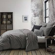 Kenneth Cole Reaction Bedding by Kenneth Cole Mineral Yarn Dyed Comforter Set Bed Bath U0026 Beyond