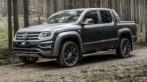 100 Vw Truck Diesel VW Amarok By Abt Pushes V6 To 302 HP