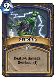 hearthstone news gosugamers gets an exclusive gvg shaman card