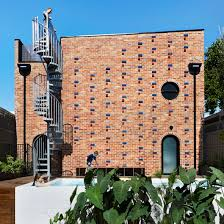 100 Brick Sales Melbourne Austin Maynard Builds Recycled Brick House On Site Of
