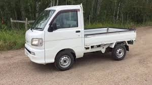 100 Hijet Mini Truck 2000 Daihatsu Street Test YouTube