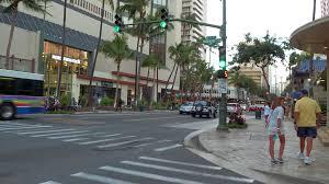 Nordstrom Rack Waikiki Honolulu Hawaii Stock Video Footage