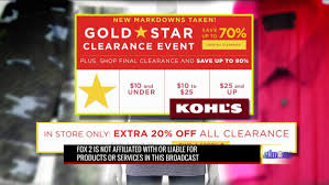 Margie's Money Saver: Gold Star Clearance Event At Kohl's ... Coupon Goldstar Major Series Coupon Code 2018 Showbag Shop Promo Kyle Chan Design Isupplement Codes 2019 Get Up To 30 Off Honey Automatically Scan For Working Coupons Online Virginia Cavalier Team Woodbrass Reduc Will Geer Theatricum Botanicum Discount Renaissance Springfield Museum Alaska Wildberry Products Where Can Walmart Employees Get Discounts Discount Codes Gourmet Food Clubs Shocktober Leesburg Va Reviews Mountain Mikes Pizza Club Chewy First Order Medalmad Last Day Use This 20 Facebook Biggest Clearance Sale Save 80