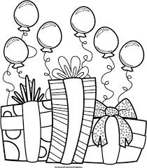 Birthday black and white black and white happy birthday clipart