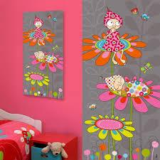 decoration chambre de fille tableau chambre fille