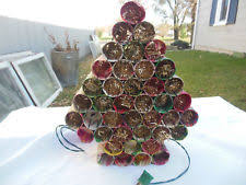 Tubular Light Bulb For Ceramic Christmas Tree by Vintage Christmas Lights Ebay