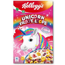 Unicorn Froot Loops Exist Because They Werent Colorful Enough Already