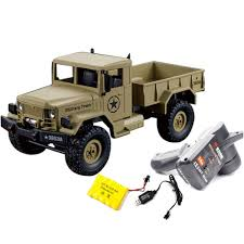 Heng Long 1:16 Radio Remote Control 3853A Military Truck Car Tank ...