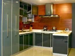 Modern Elegant Small Indian Kitchen Design