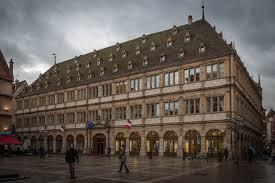 chambre des commerce strasbourg file strasbourg place gutenberg chambre de commerce et d industrie