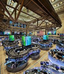 Ubs Trading Floor New York by The New York Stock Exchange Before Computer Screens All Things
