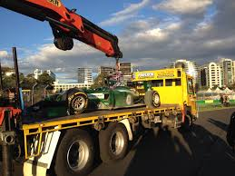 100 Tow Truck Melbourne The Australian Grand Prix I Dont Have The Map