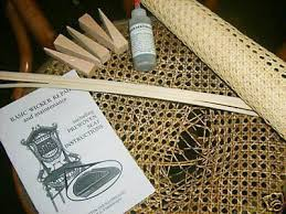 Chair Caning And Seat Weaving Kit by Chair Cane Prewoven Kits Replace Your Broken Seat
