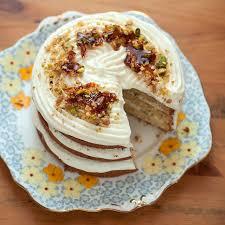 Yoghurt Olive Oil Baklava Cake