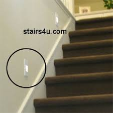 stair lighting safety