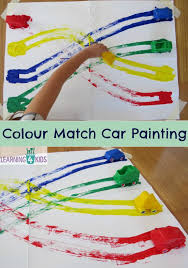 Colour Match Car Painting
