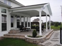 Inexpensive Patio Floor Ideas by Awesome Back Porch Patio Ideas 33 For Cheap Patio Flooring Ideas