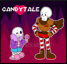 Welcome To Candytale A Little Undertale AU Created By Me Babyabbiestar This Takes The Notion Of And It Whole Other Level