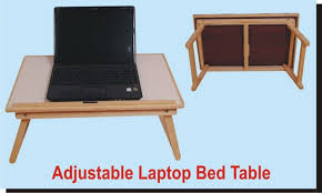 Buy Roger & Moris Wooden Laptop Table Bed Table E Table