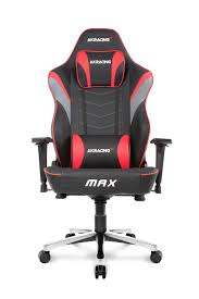Max Gaming Chair | AKRacing Office Essentials Respawn400 Racing Style Gaming Chair Big And Cg Ch80 Red Circlect Hero Blackred Noblechairs Arozzi Monza Staples Killabee Recling Redblack 9015 Vernazza Vernazzard Nitro Concepts S300 Ex In Casekingde Costway Executive High Back Akracing Arc Series Casino Kart Opseat Master