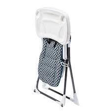Cosco Slim Fold High Chair Recall by Amazon Com Evenflo Compact Fold High Chair Monaco Baby