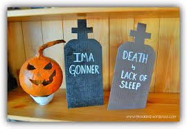 Diy Halloween Tombstones Cardboard by What Do You Want On Your Tombstone Nikitaland