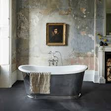 Clearwater Balthazar ClearStone Roll Top Bath 1675 X 760mm
