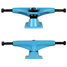100 Lightest Skateboard Trucks Amazoncom Tensor MAGNESIUM BLUE 525 Pair