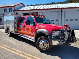 100 Brush Trucks Fire Fishers Peak Fire Protection District