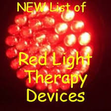 vitiligo clinical trial in canada using red light therapy