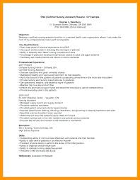 Veterinary Assistant Resume No Experience Examples Health Example Sample