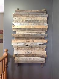 Rules Of Our House. Barn Board Sign. | Got Wood? Creations And ... Diy Barn Board Mirror Ikea Hack Barn And Board Best 25 Osb Ideas On Pinterest Table Tops Bases Staircase Reused Purlins From The Original Treads Are Reclaimed Wood Fireplace Wood Unique Crafts Decor Spice Rack Spice Racks Rustic Grey Feature Walls Using Bnboardstorecom Old Projects Faux Paneling Wallpaper Wall Decor Ideas Of Wall Sons Like To Play They Made Blanket