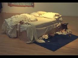 Tracey Emin My Bed my bed
