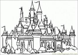 Image Coloring Disney World Pages To Print With Awesome Pictures Onecent