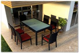 Patio Dining Sets Under 1000 by Arbor Dining Set 5 Piece Harmonia Living Patio Furniture Outdoor