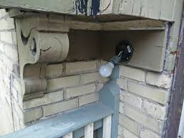 electrical converting an outdoor light socket into a light