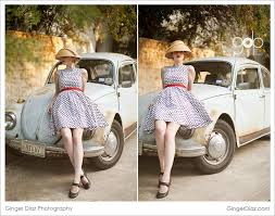 Modern Vintage Fashion Photography Images
