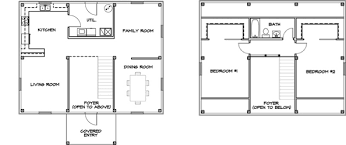 hollans models floor plans for a barn with living quarters above info