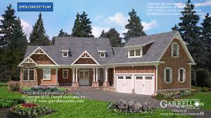 Boulder Brook Cottage House Plan 06379 Front Elevation